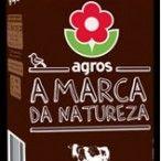 LEITE AGROS CHOCOLATADO 200ML (32)#