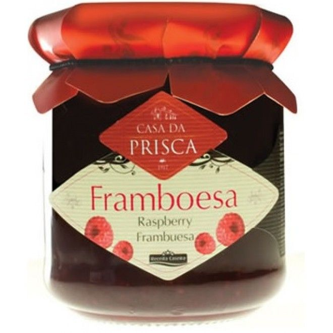 DOCE C.PRISCA FRAMBOESA R C 250G (6)#