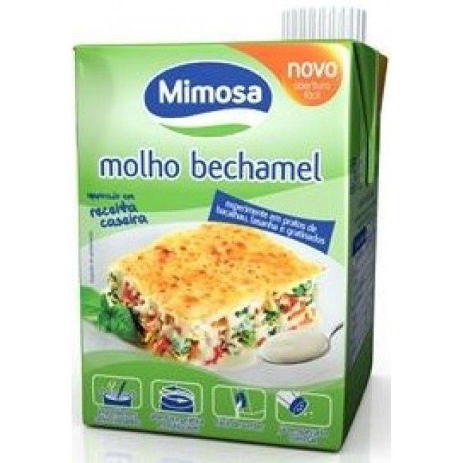 MOLHO BECHAMEL MIMOSA 500ML (6)