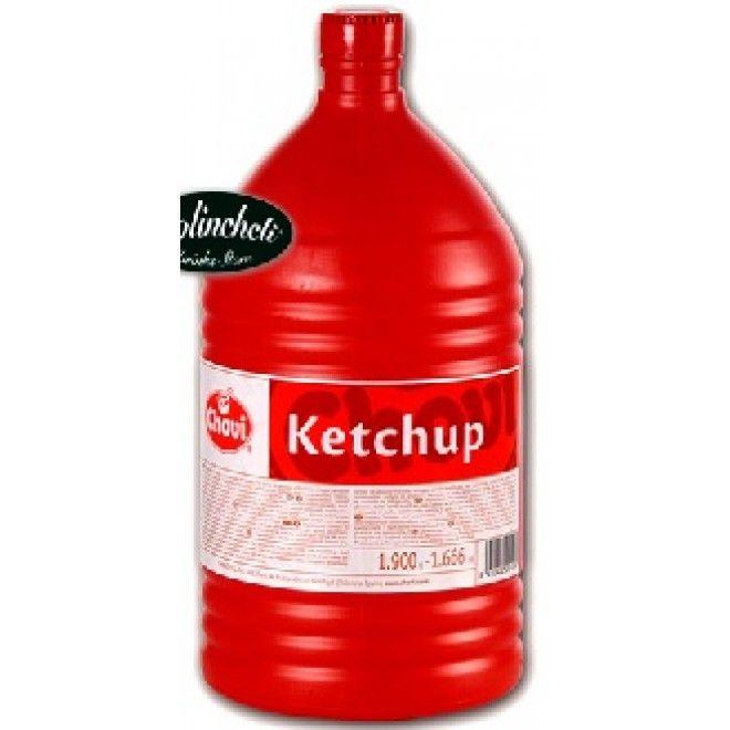 KETCHUP CHOVI 1.9KG (6)(KT2000)
