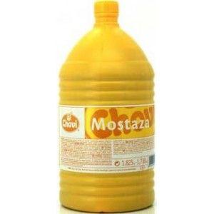 MOSTARDA CHOVI 1.825KG (6)(MS2000)