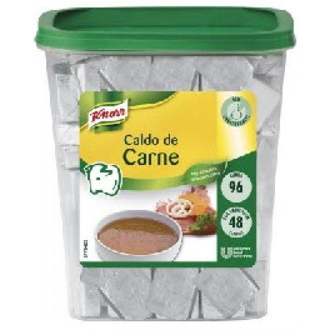 CALDO CARNE KNORR CUBOS 960GRS (6)