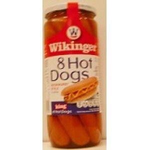SALSICHAS WIKINGER HOT DOG FRASCO 8 720GRS (6)#