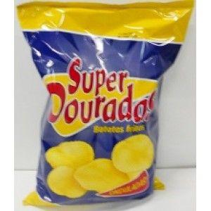 BATATA FRITA SUPER DOURADAS ONDULADAS 150GRS (16) (103723)#