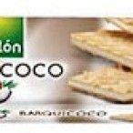 BOLACHA GULLON WAFFER COCO 150GRS (16)#