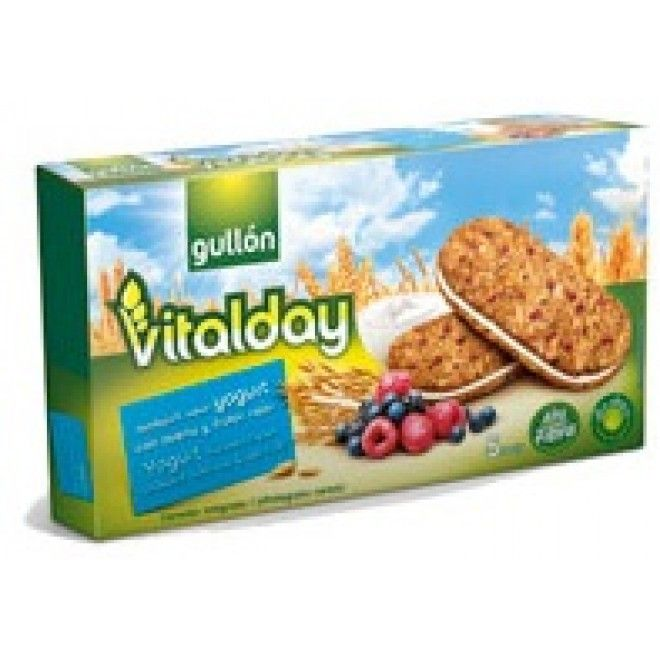 BOLACHA VITALDAY SANDWISH YOGURT 220GRS (8)#