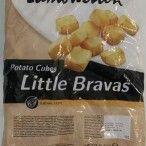 BATATA CUBO PEQ. (LITTLE BRAVA) 2.5 KG.L.WESTON ( LWS67)