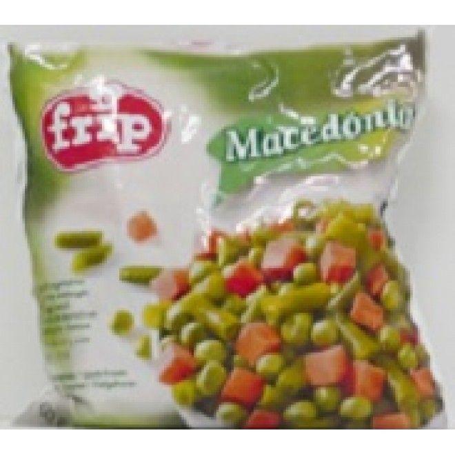 MACEDONIA 3P 400 GRS.EC FRIP