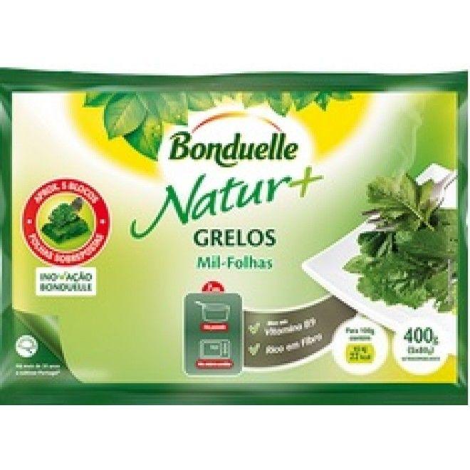 GRELOS MIL FOLHAS 400 GRS.BONDUELLE