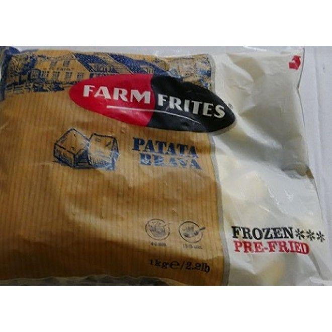 BATATA BRAVA KG. FARM FRITES