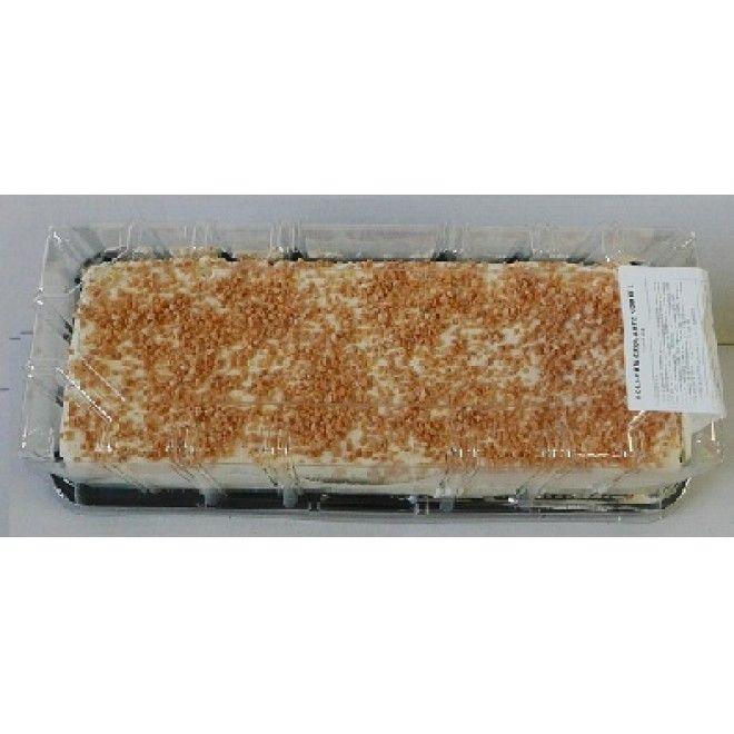 N.26 - BOLO BOLACHA CROCANTE RECT.1.2 KG NOBELL (20116)