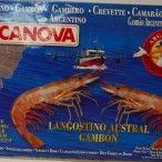 CAMARAO GAMBAO ARG BORDO (10/20) PESCANOVA CX 2 KG.