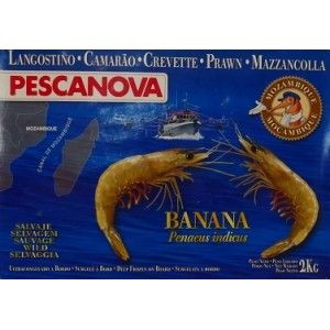 CAMARAO (40-50) MOCAMBIQUE PESCANOVA (CX 2KG)