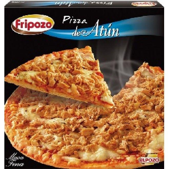 PIZZA ATUM 385 GRS. FRIPOZO