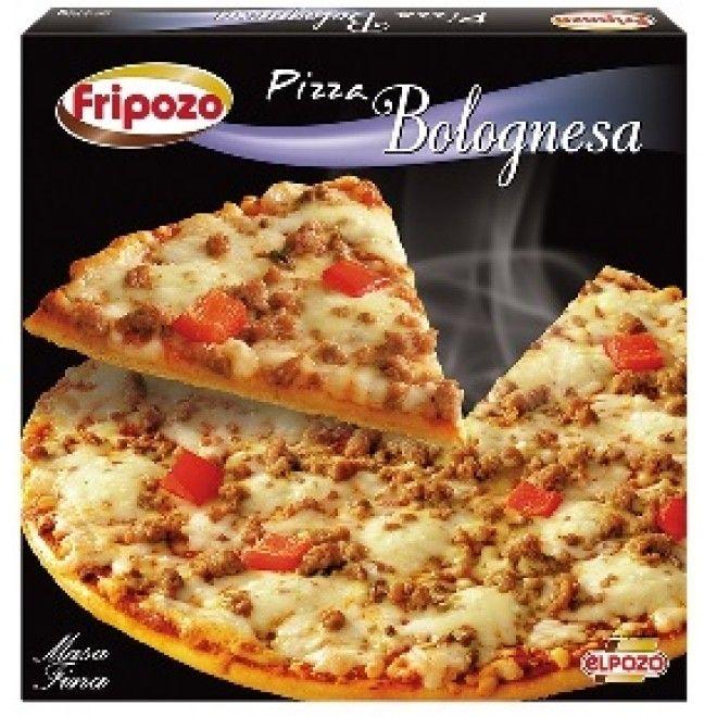 PIZZA BOLONHESA 365 GRS. FRIPOZO ( 7173 )