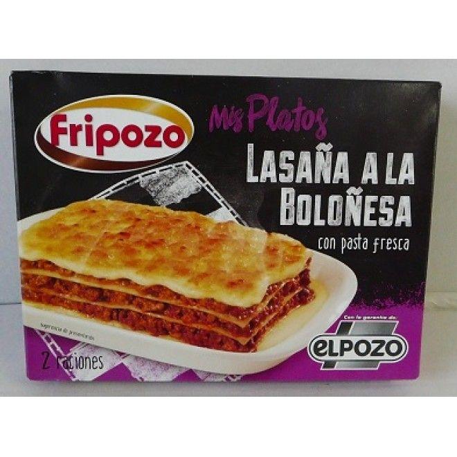 LASANHA A BOLONHESA 500 GRS.FRIPOZO ( 7069 )