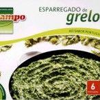 ESPARREGADO DE GRELOS 650GRS GELCAMPO CX.12