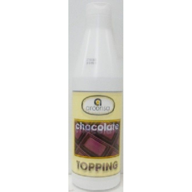 TOPPING ARCONSA CHOCOLATE 1.2KG (6)(0852)