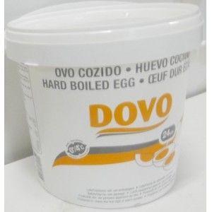 OVO COZIDO DDO BALDE 24 UD.