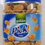 APERITIVOS GULLON FISH 250GRS (12)#