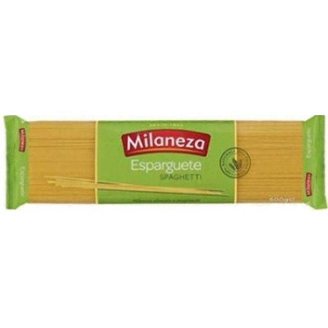 ESPARGUETE MILANEZA 500GRS (20)#