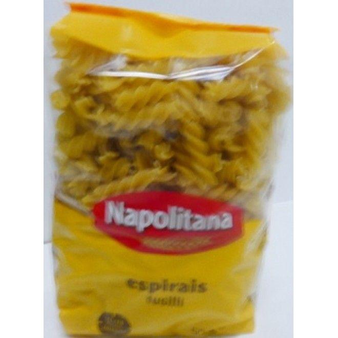 ESPIRAIS NAPOLITANA 500GRS (20)#