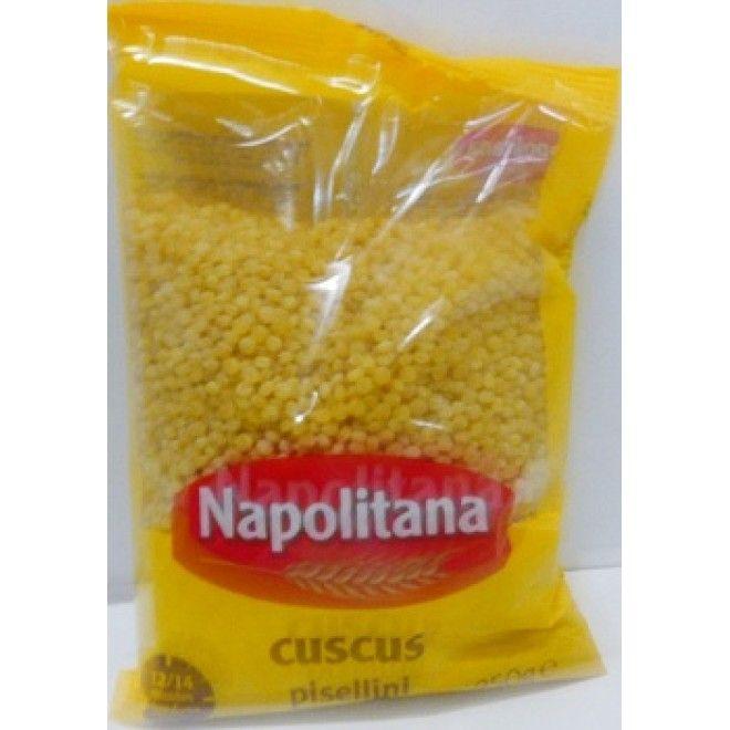 CUSCUS NAPOLITANA 250GRS (40)#