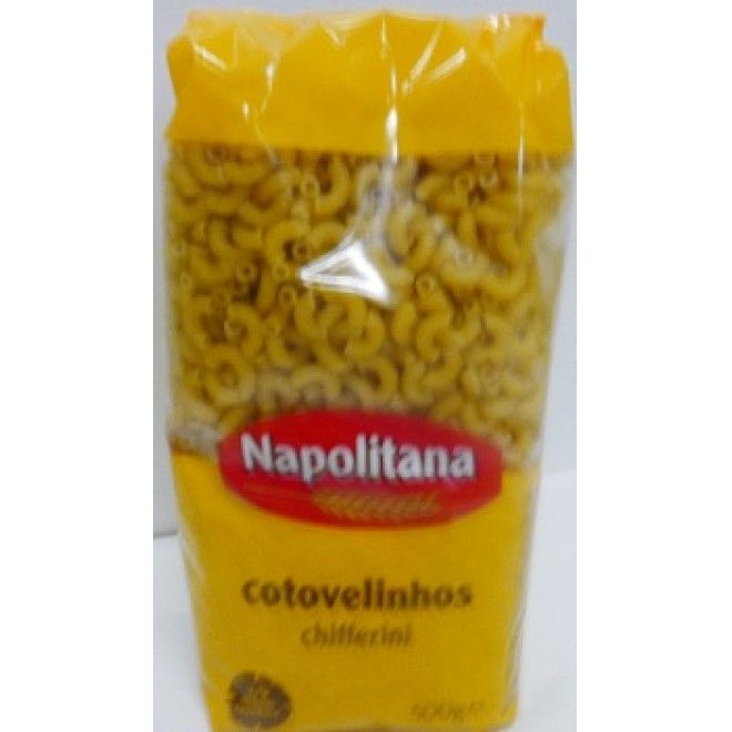 COTOVELINHOS NAPOLITANA 500GRS (20)#