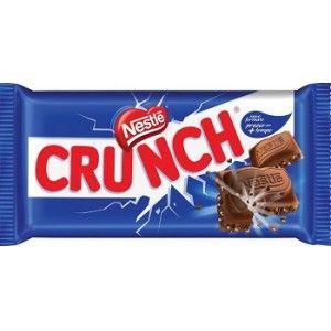 CHOCOLATE NESTLE CRUNCH MINI 40GRS (15)