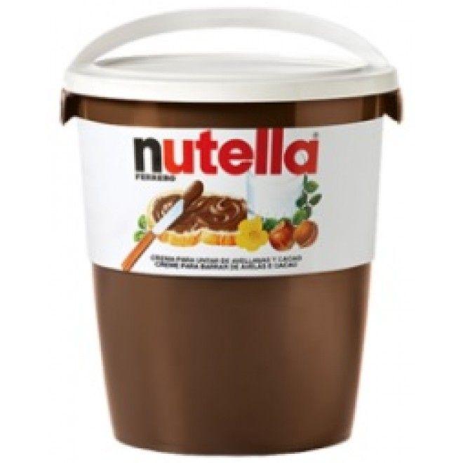 CREME NUTELA BALDE 3KG. (2) ( 43025 )