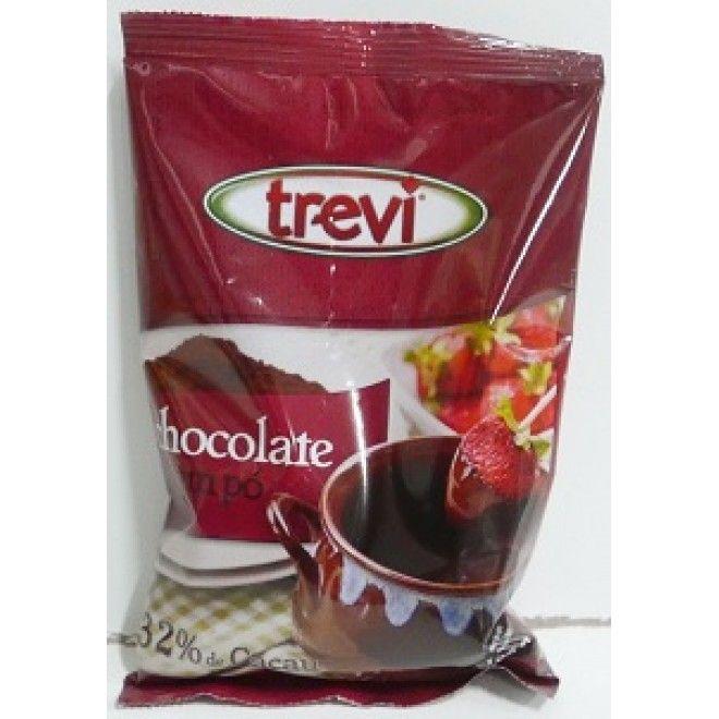 CHOCOLATE PO TREVI 125GRS (20)