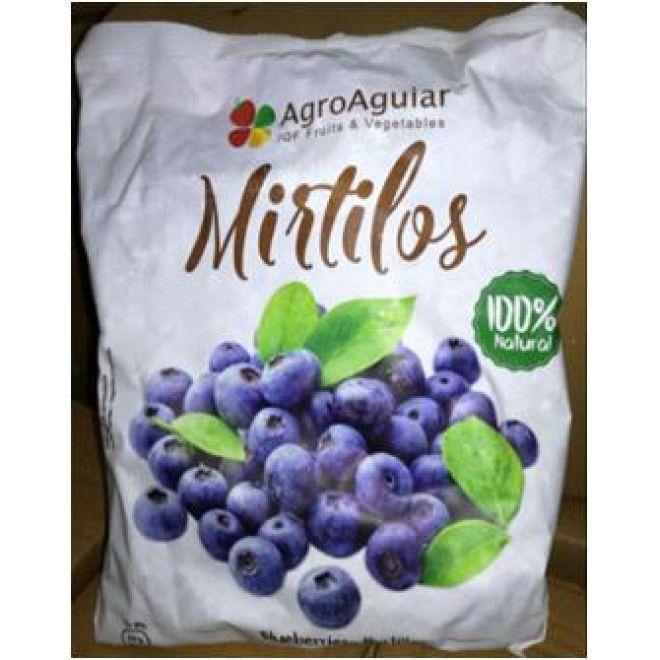MIRTILO AGROAGUIAR ULTRACONGELADO 1KG (7