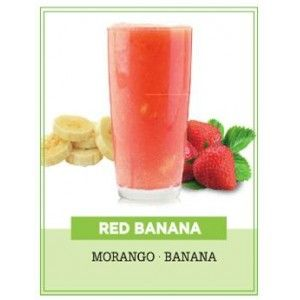 SMOOTHIE RED BANANA 150G (20)#