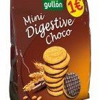 BOLACHA GULLON MINI DIGESTIVA CHOCO 160GRS (10)#