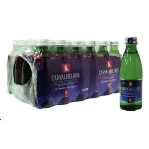 AGUA CARVALHELHOS C/GAS 0.25L (24)#