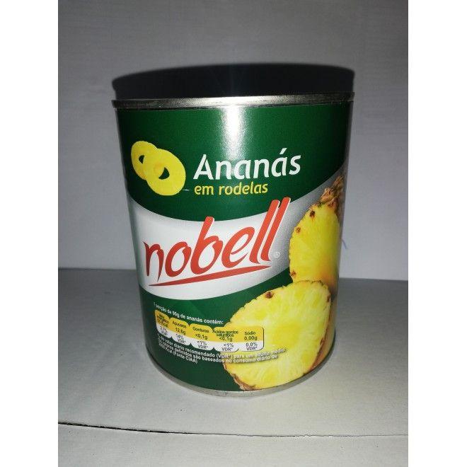 ANANAS NOBELL 8 RODELAS A/F KG (12)#