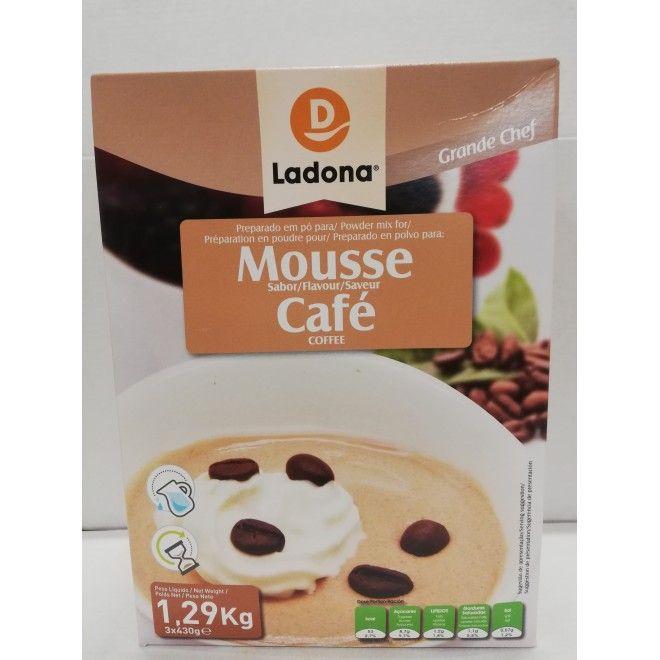MOUSSE CAFE LADONA 3X430G (4)