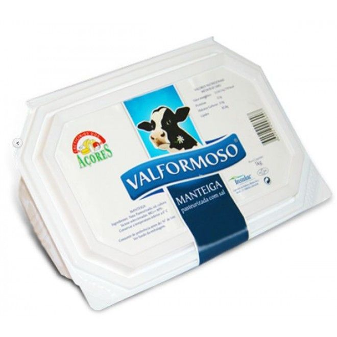 MANTEIGA VALFORMOSO C/SAL KG (6)