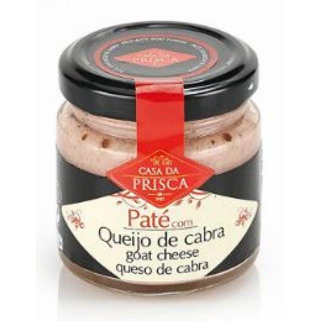 PATE C.PRISCA QUEIJO CABRA 90GRS (6)#