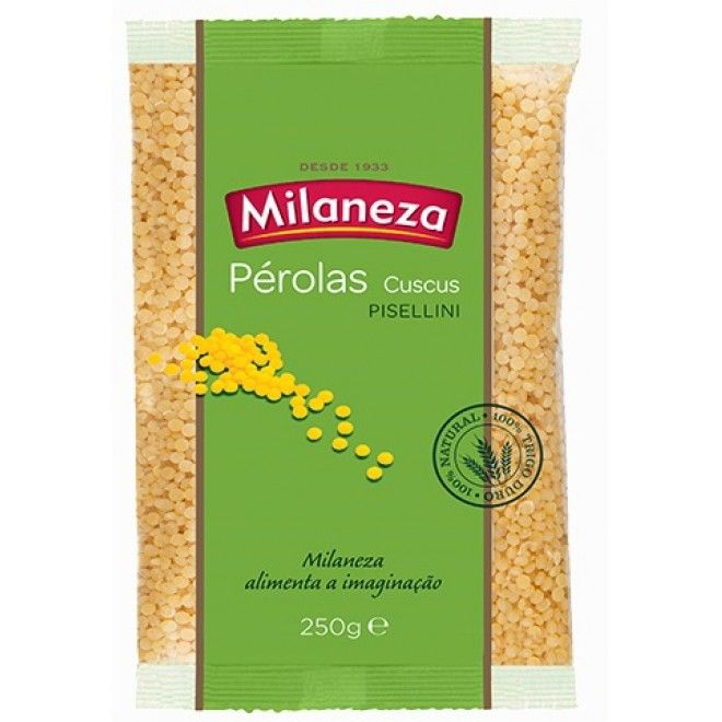 CUSCUS MILANEZA 250GRS (36)#