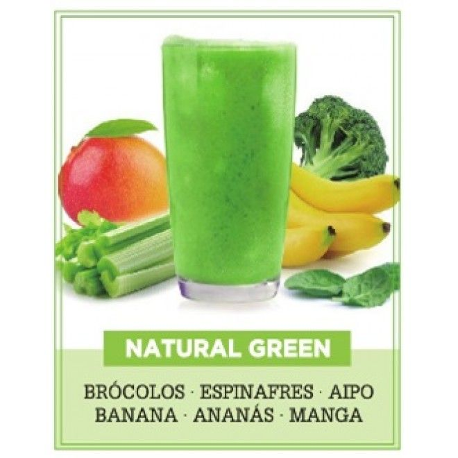 SMOOTHIE NATURAL GREEN 150G (20)#