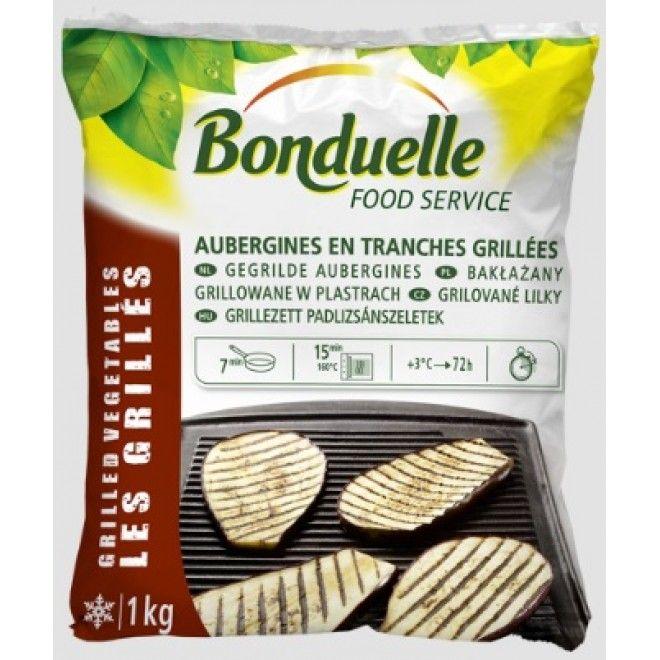 BERINGELAS GRELHADAS 1 KG.BONDUELLE