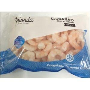 MIOLO CAMARAO 30/50 VANNAMEI COZ FRIONDA SC 750G (8) (13360)