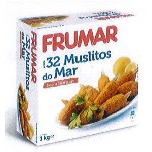 CAPRICHOS DO MAR (MUSLITOS) FRUMAR 1KG (4)