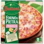 PIZZA FORNO DI PIETRA QJ/FIAMBRE 350G BUITONI (10)(12346698)