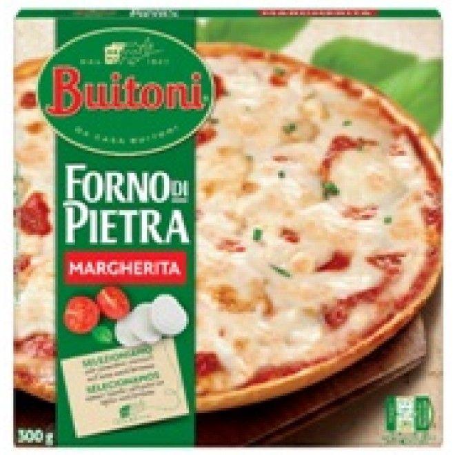 PIZZA FORNO DI PIETRA MARGHERITA 300G BUITONI (10)(12353303)