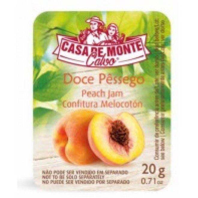 DOCE PESSEGO MONTE CALVO DOSES 120X20G (1) (97207)