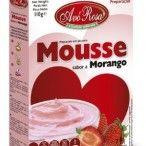 MOUSSE AVO ROSA MORANGO 110GRS (12)