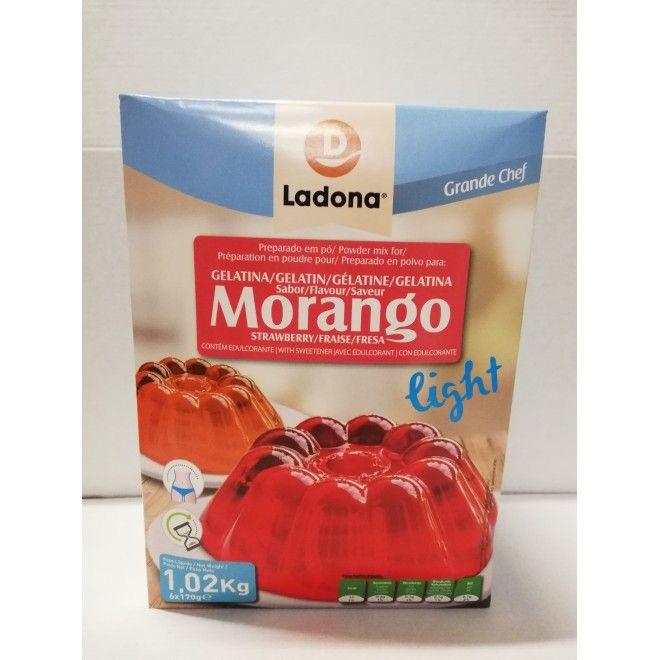 GELATINA MORANGO S/ ACUCAR LADONA 6X170G (4)