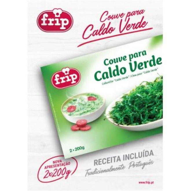 COUVE CALDO VERDE FRIP 400G (12)